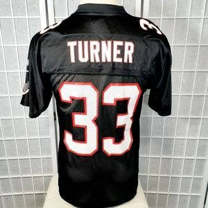 REEBOK Atlanta Falcons MICHAEL TURNER NFL Jersey S